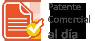 Patente Municipal al día