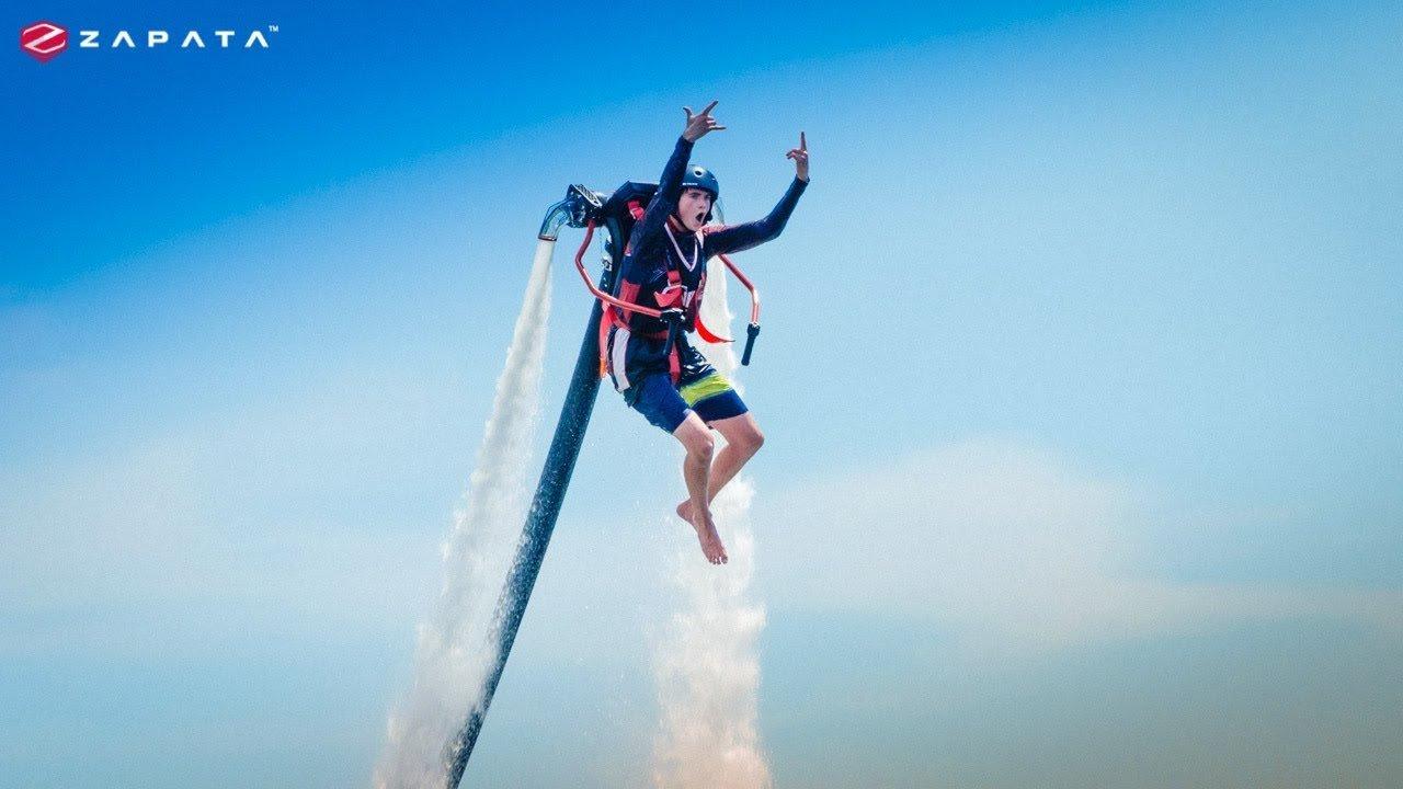 Fotografía de Clases de Jetpack - FlyBoard Chile