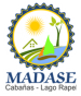 Logo Cabañas MADASE
