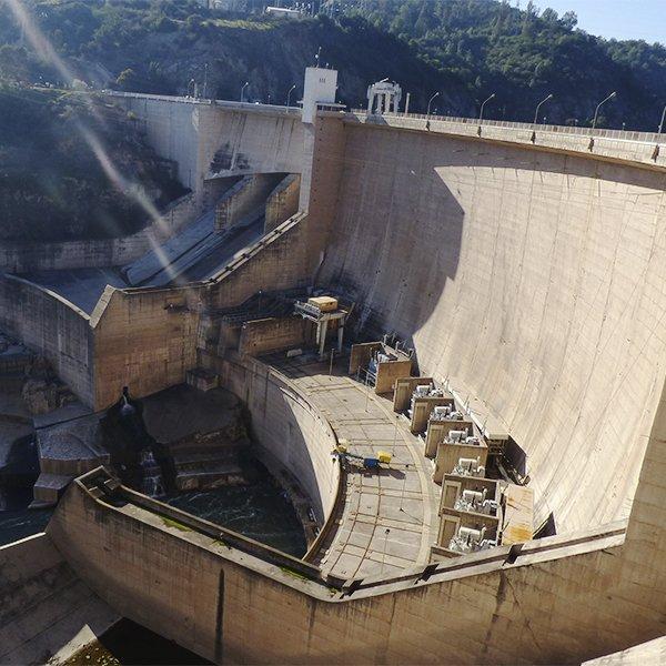 Fotografía de Central Hidroeléctrica Rapel