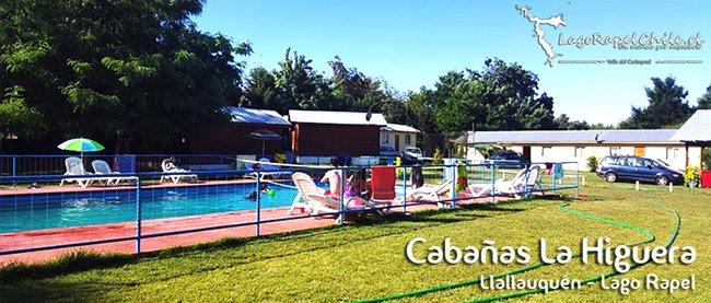 Fotografía de Cabañas La Higuera - Llallauquén